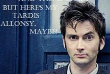 Allons-y! / The Doctor and Things