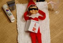 Elf on the Shelf / by Sue A. Stevens