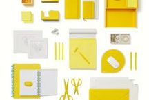 yellow / Shop all things Poppin Yellow at http://www.poppin.com/color/yellow/