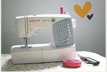Sewing / by Rebecca B.