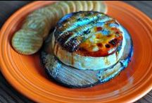 Brie on the Barbie / Fabulous recipes for your Memorial Day barbecue, with Marin French Brie of course...