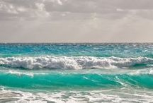 bliss / sand, surf, salt, sun, air / by Margo Rowland