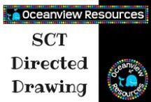 Directed Drawing / Videos and instructions to do a directed drawing task