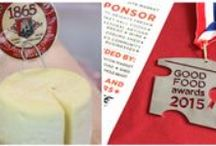 Good Food Awards / Marin French Petite Breakfast cheese is a winner in the 2015 Good Food Awards!