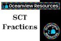 Fractions / Fraction strand of math