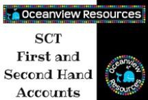 First and Second Hand Accounts
