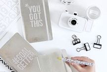 silver / Shop all things Poppin Silver at http://www.poppin.com/color/silver