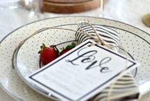 FOB Valentine's Day Table / My valentine's day style farmhouse table - Farmhouse On Boone