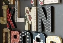 Craft Ideas / by Pam Smith