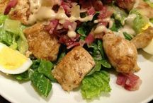 Pinterest makes me HUNGRY / by Bonnie Hoben