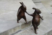 Rabbits / by Cathy Thomas