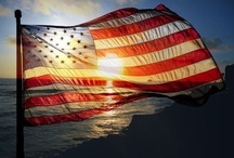 ~ One Nation Under God ... / things that say I'm proud to be an American / by Rita Phillips