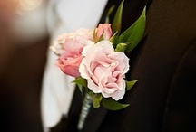 Boutonnieres / Boutonniere for groom and groomsmen