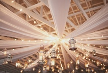 Wedding Lighting / Lighting, lanterns and more for receptions