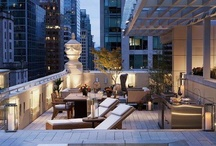 Outdoor Spaces ~ / by Michelle Mauro