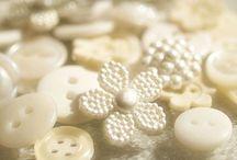 ~ Buckets Of Buttons ... / buttons, buttons, buttons ... / by Rita Phillips