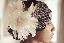 {W} Veils~Headpieces~Mantillas / by mochabride