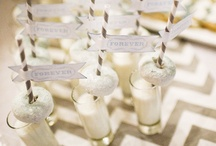 Wedding Late Night Snack / Late night reception snack ideas