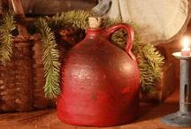 ~ Crocks for all Occasions ... / decorating with crocks ... / by Rita Phillips