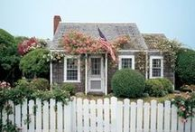 ~  Beach House Style ... / ideas to decorate a beach house ... if I had one ... / by Rita Phillips