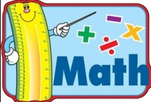 Math Ideas / by Pam Smith