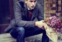Men's Fashion / by Kayla Camp-Warner