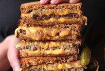 Yummy Sandwiches / by Michelle Mauro