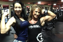 Jeannie Paparone Journey to the Arnold 2013  / by Kettlebell Bombshell