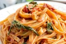 Savory Recipe-Pasta