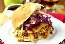 Savory Recipes-Sandwiches & Wraps