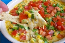 Savory Recipes-Appetizers/Dips/Starters / by Angela Ward