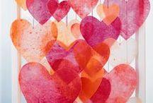 Valentines (Food/Crafts/Decor)