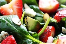 Try These Recipes - Salads / by Pam Smith