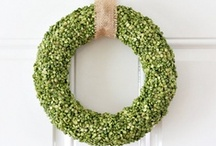 Wreaths / by Pam Smith