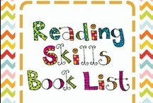 Reading Stuff for School / by Pam Smith