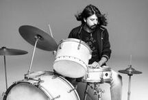 • DAVE GROHL • / by Adison Evans