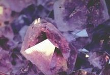 rocks and minerals / by Sarah Taber