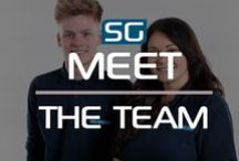 """Meet Our Team / Come and say a big hello to our Solarglide team. Worth a Repin? well if you fancy coming to meet our team come and have a look at our """"Meet the team"""" board!."""
