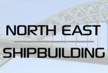 North East Shipbuilding Heritage / We thought we'd pay tribute to our region's strong ties to #shipbuilding by compiling a few of our favourite #maritime images from the North East. Shipbuilding in Newcastle dates back to 1294 when a galley was built for the King's fleet. More recently, the N.East has been the birthplace of some of the world's greatest #vessels and in 2013 the region's shipbuilding heritage was recognized by UNESCO.