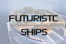 Maritime - The Future / We have compiled some of the most interesting designs out there of futuristic vessels.