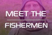 Meet the Fishermen / Take a look at some of the seafarers of the #ocean #waves. Discover breath taking stories from #fishermen and #maritime personal from around the world. If you would like to learn more about #Solarglide go to www.solarglide.com