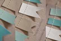 Embellishment Ideas / Things to enhance cards and scrapbook pages / by Allison