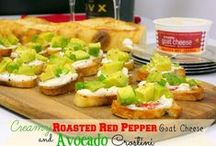 Appetizer Recipes / Get the party started with the perfect appetizer recipe. If you're looking for hot, cold, gooey, cheesy or classic appetizer recipes, this board has you covered.