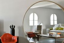 "FURNITURE-#MIRRORS / ""Bad design is smoke, while good design is a mirror."" — Juan-Carlos Fernandez"