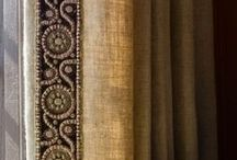 DRAPERY AND WINDOW TREATMENTS / WINDOW TREATMENTS WITH PANACHE