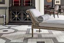 DETAILS-#FLOORS / FABULOUS FLOORS THAT INSPIRE US / by KSID Studio Karen Soojian Interior Design