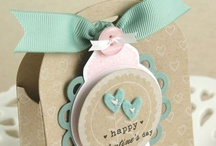 Tags and Wrappings / Gift giving presentations / by Allison