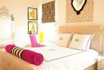 SPACES-#BEDROOM / Beautiful Bedroom Inspiration / by KSID Studio Karen Soojian Interior Design