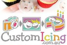 CustomIcing.com.au - Edible Image Experts / Here is a collection of images and info about what CustomIcing.com.au is all about.  Enjoy! :-)