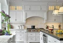 Kitchens / The room where we spend much of our time. So many great kitchens out there.